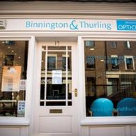 Binnington and Thurling Opticians