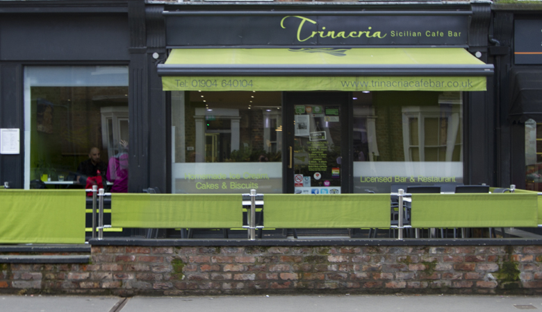 Trinacria Sicilian Cafe Bar