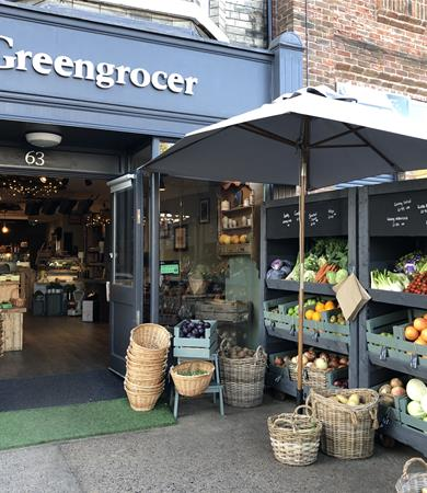 The Greengrocer Of Acomb