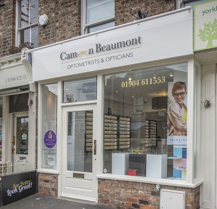 Cameron Beaumont Optometrists and Opticians