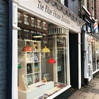 The Blue House Bookshop