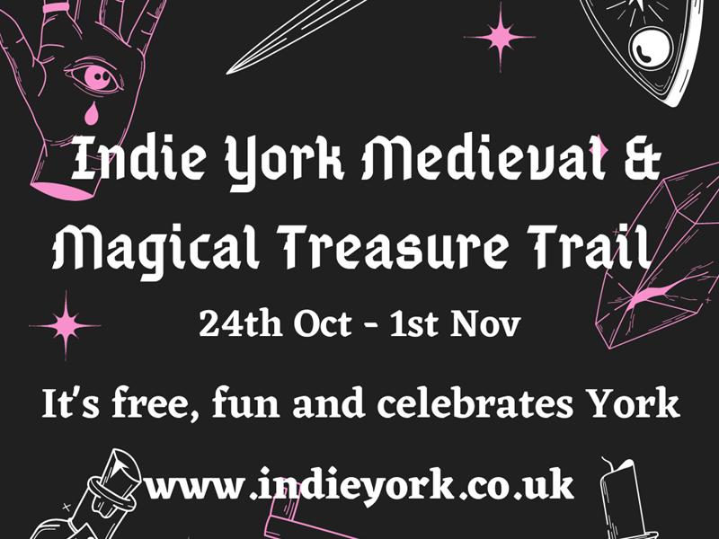 Medieval & Magical Treasure Trail